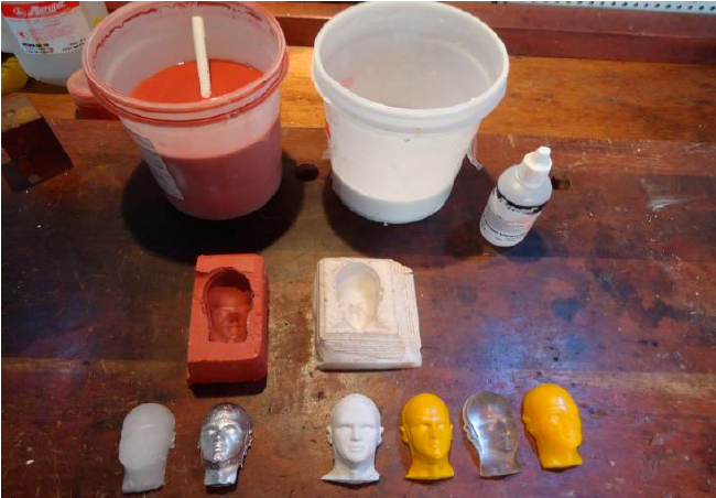 How to Make Silicone Molds:   FabLearn Fellows