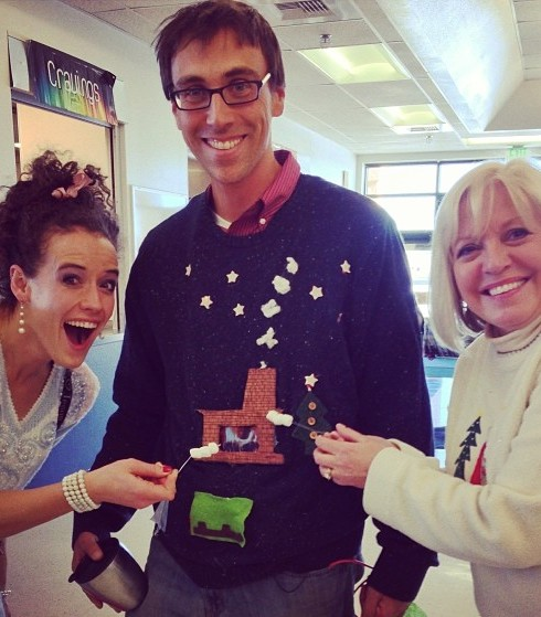 39b0bd06259c The Techie Ugly Christmas Sweater Project: Part 1 | FabLearn Fellows